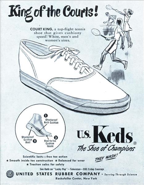 Chaussures de tennis Keds