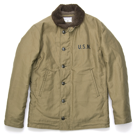 Deck Jacket N1 US Navy