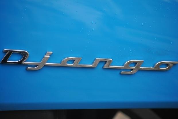Django 125 Sport