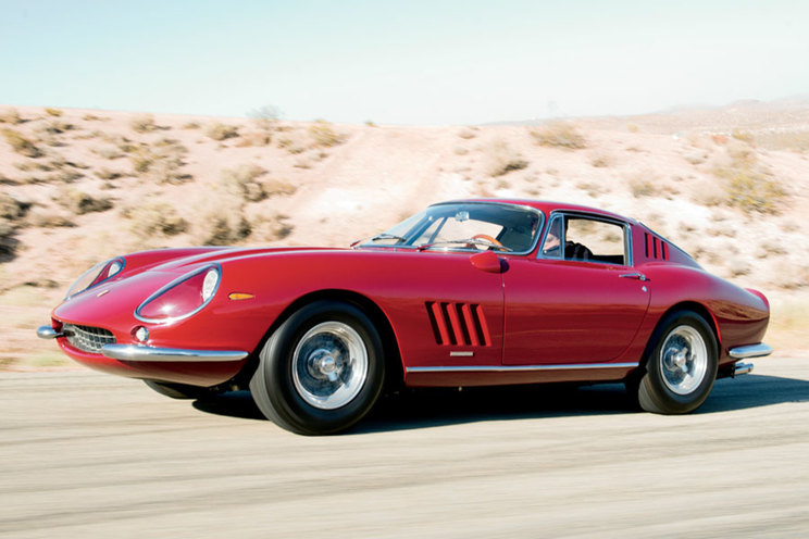 Ferrari-275-GTB-4- King-of-Cool-steve-mcqueen