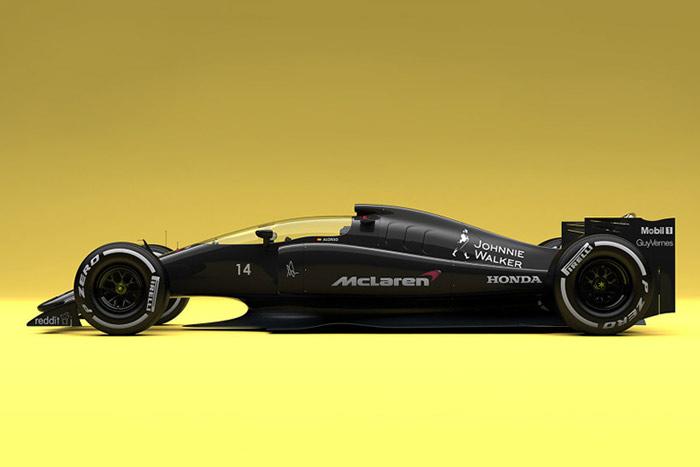 La Formule 1 revue et corrigée par Andries van Overbeeke