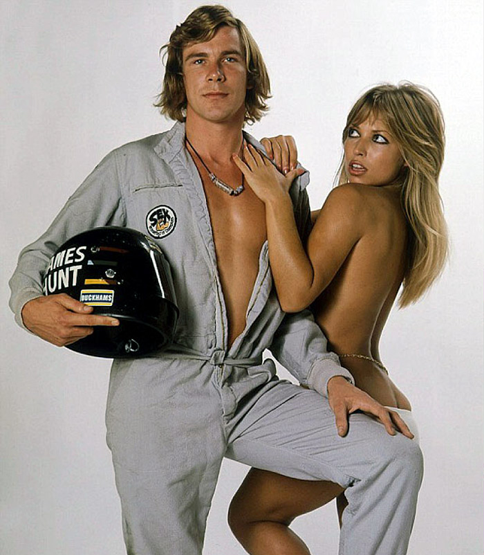 James Hunt vs Nikki Lauda