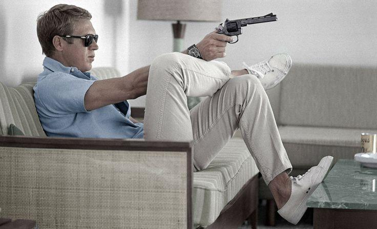 Le Style McQueen, Steve en mode Casual