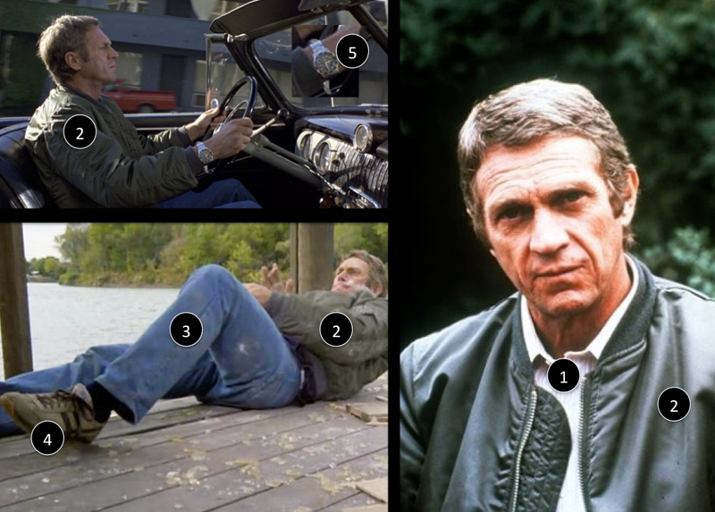 Le-style-steve-mcqueen-le-chasseur-The-Hunter