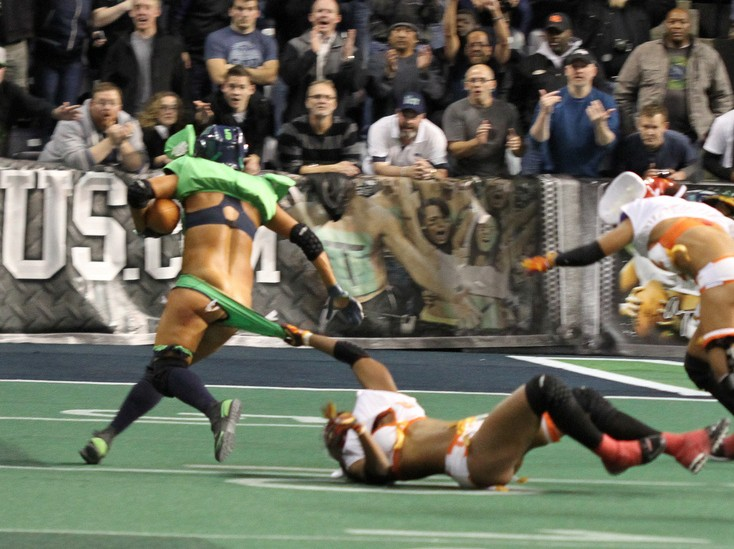 LFL Legends Football League