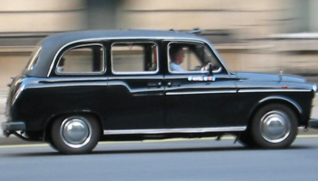 Assez Le nouveau taxi londonien TX5 - LeCatalog.com XA83