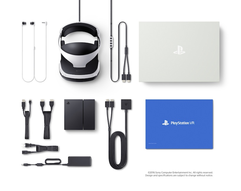 Playstation VR LeCatalog