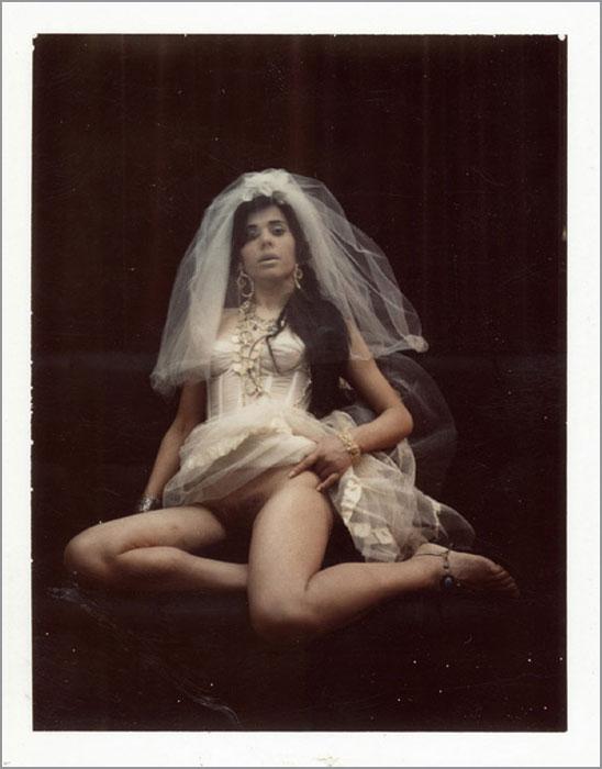 Carlo Mollino Polaroids