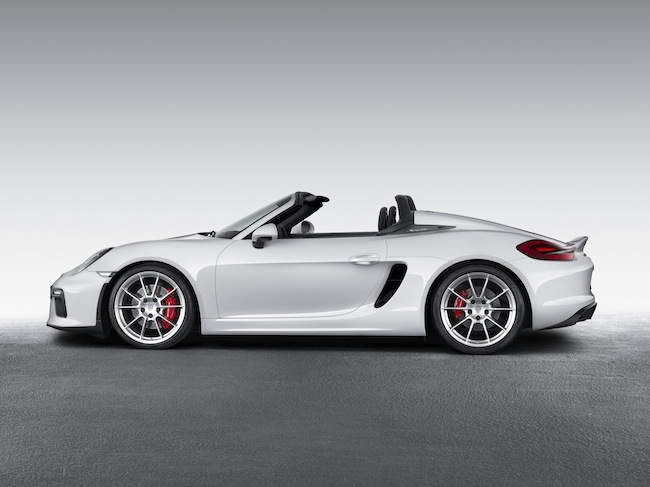 Porsche Boxster Spyder-LeCatalog.com