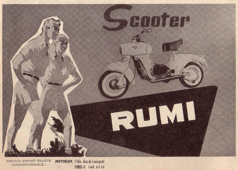 Scooter Rumi