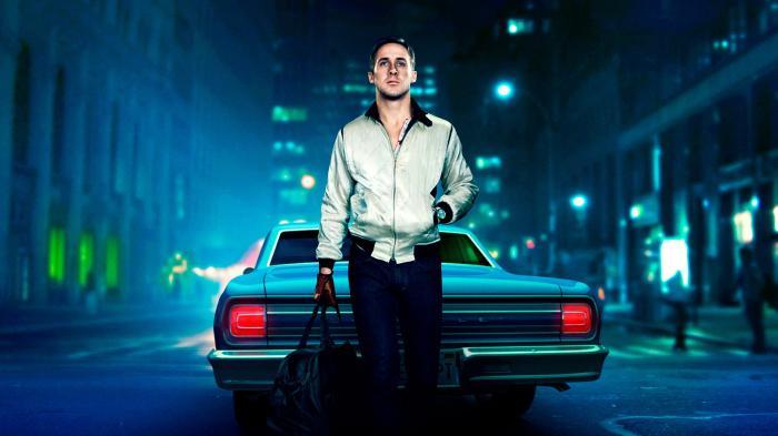 Sukajan Jacket Blouson du souvenir Ryan Gosling Drive