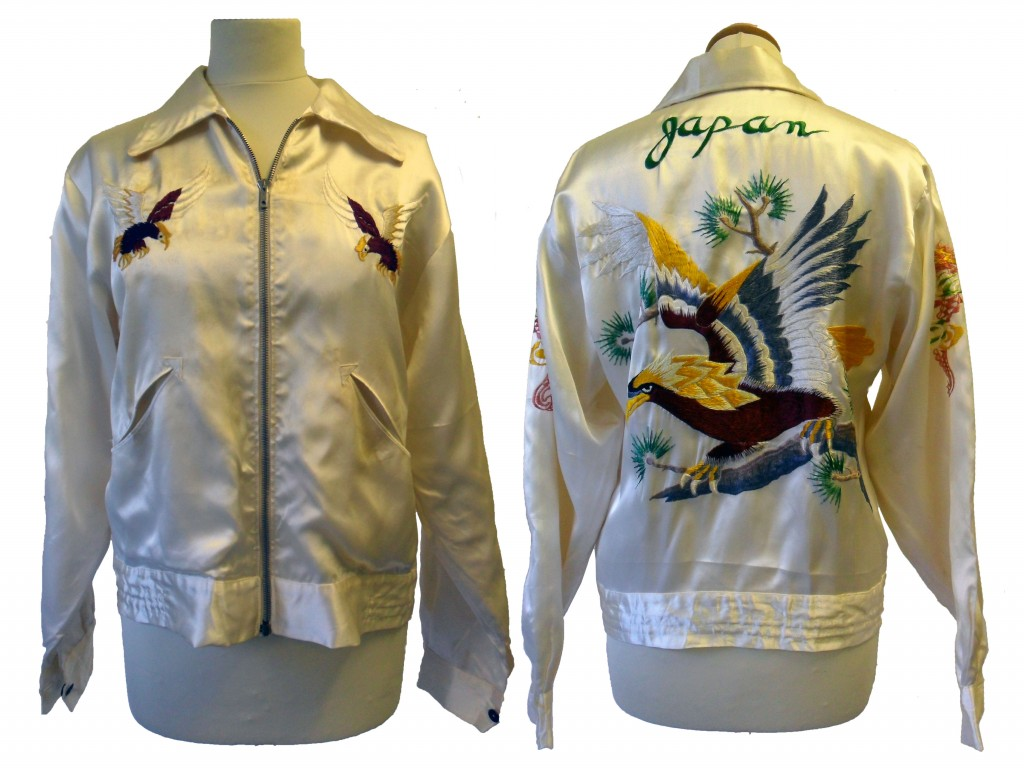Sukajan Jacket Blouson du souvenir