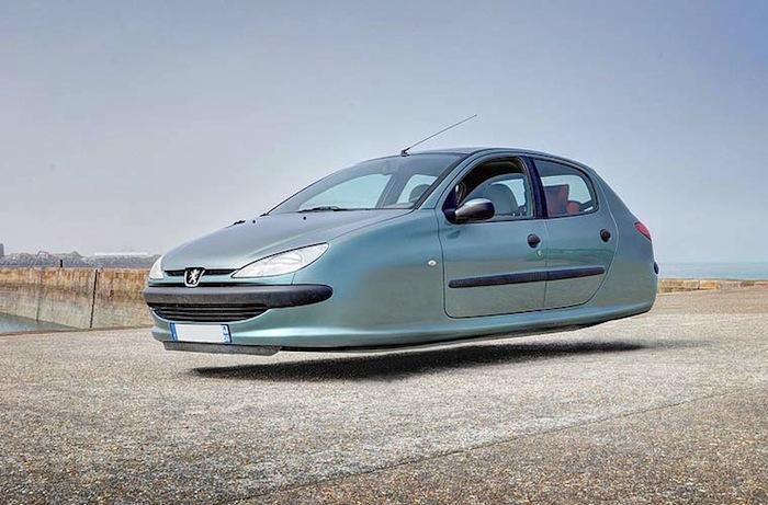 Flying Cars-LeCatalog.com