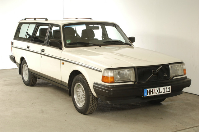 Volvo 240 GL Break 7 places