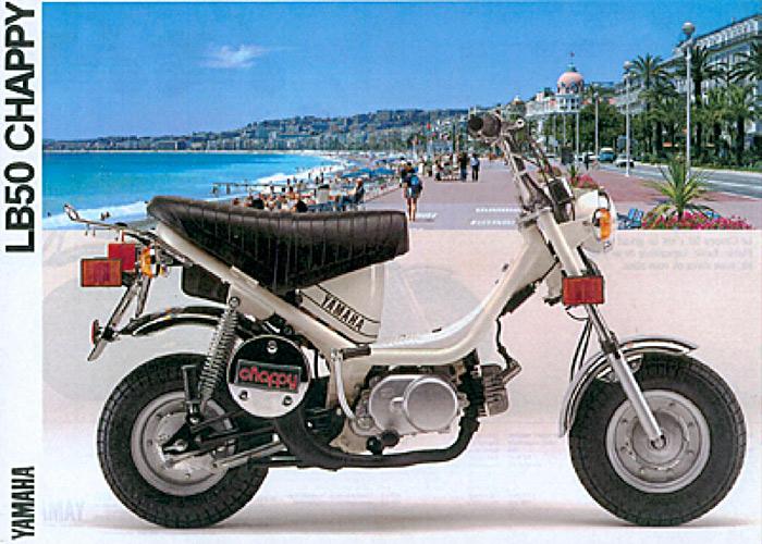 Yamaha Chappy LB 50