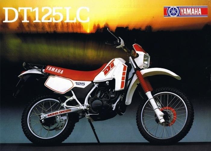 Yamaha 125 DT LC LeCatalog