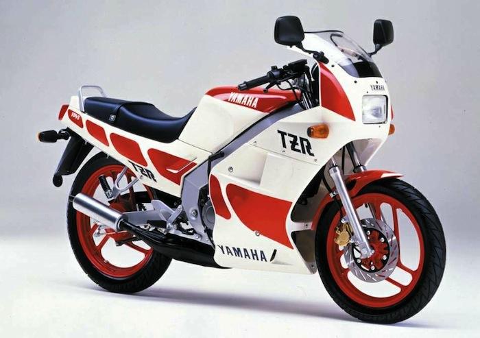 Yamaha 125 TZR