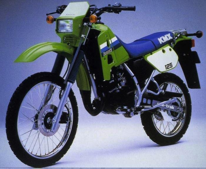 Kawasaki KMX 125 LeCatalog