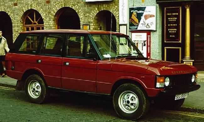 Range Rover Classic LeCatalog