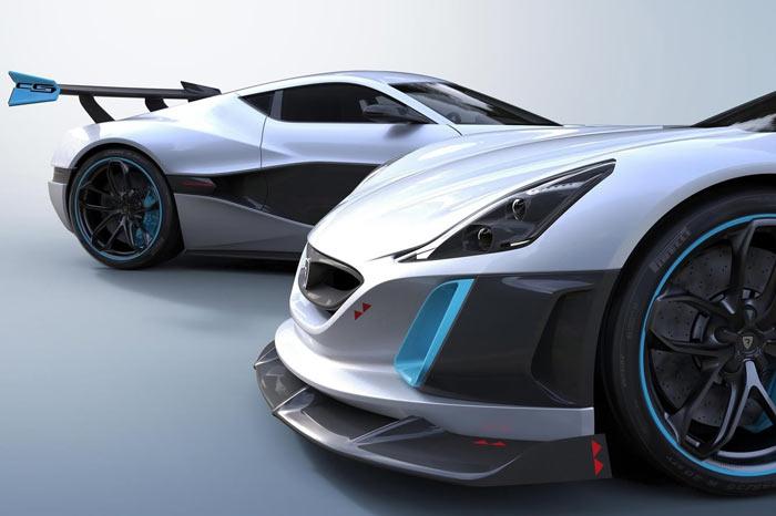 Rimac Concept S